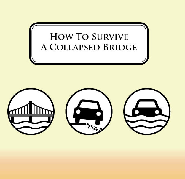 How to Survive a Collapsed Bridge